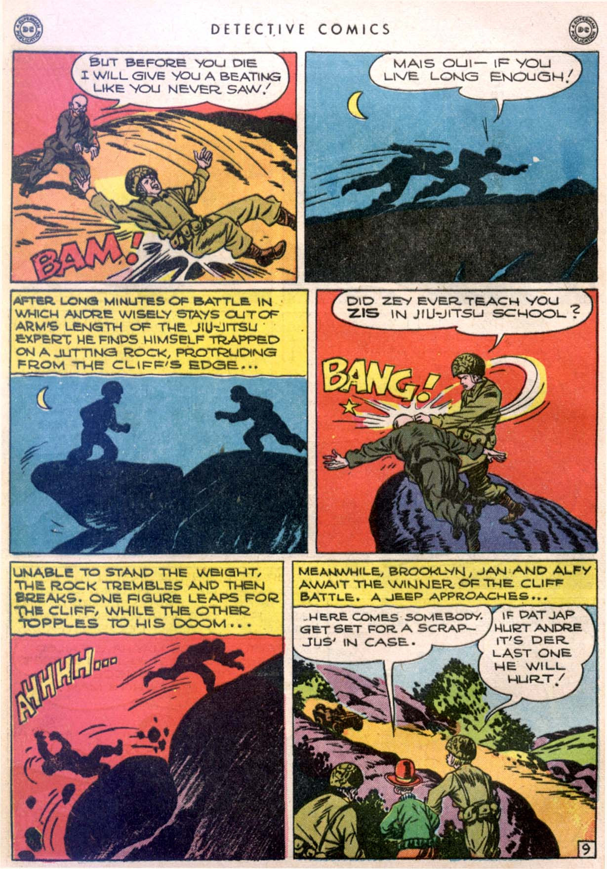 Read online Detective Comics (1937) comic -  Issue #106 - 46