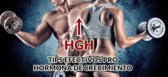 Consejos para incrementar la producción natural de hormona de crecimiento