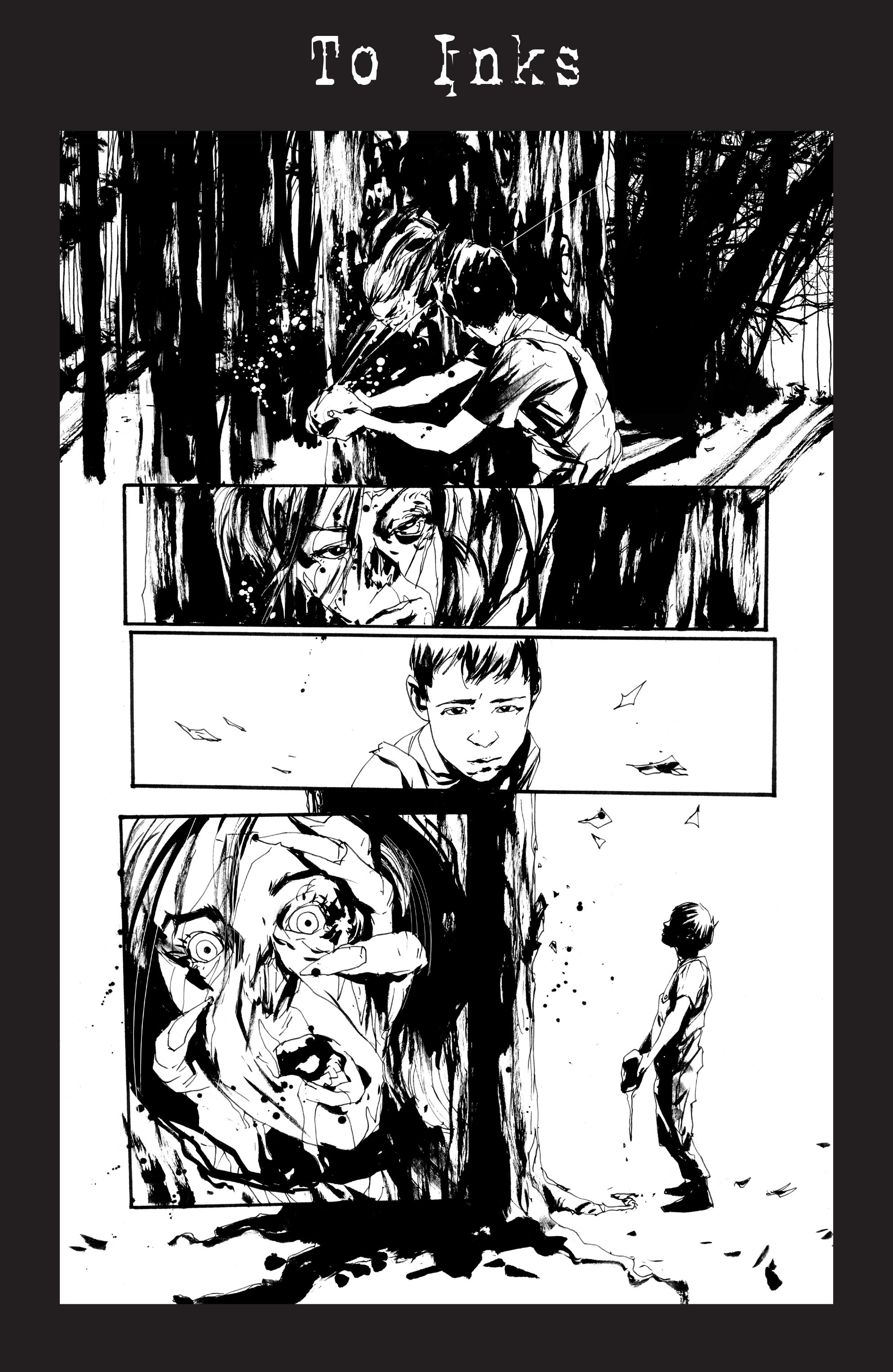 Read online Wytches comic -  Issue #1 - 36