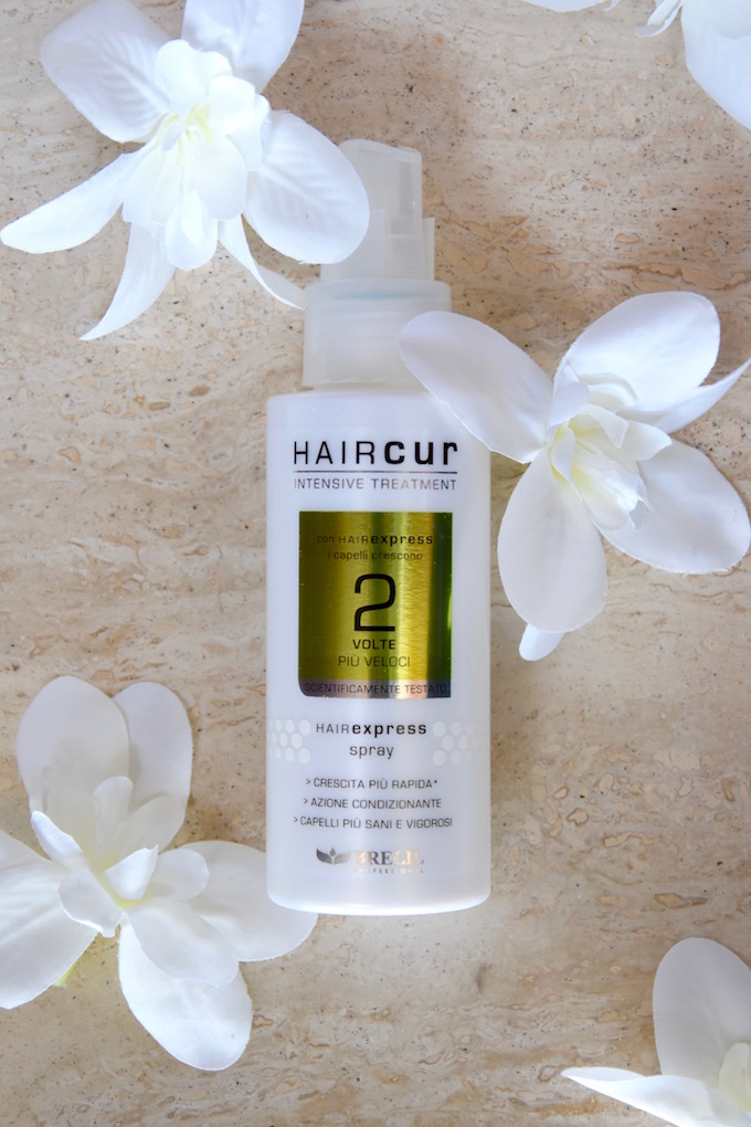 Linea Hairexpress, il beauty treatment di Haircur per far crescere la chioma