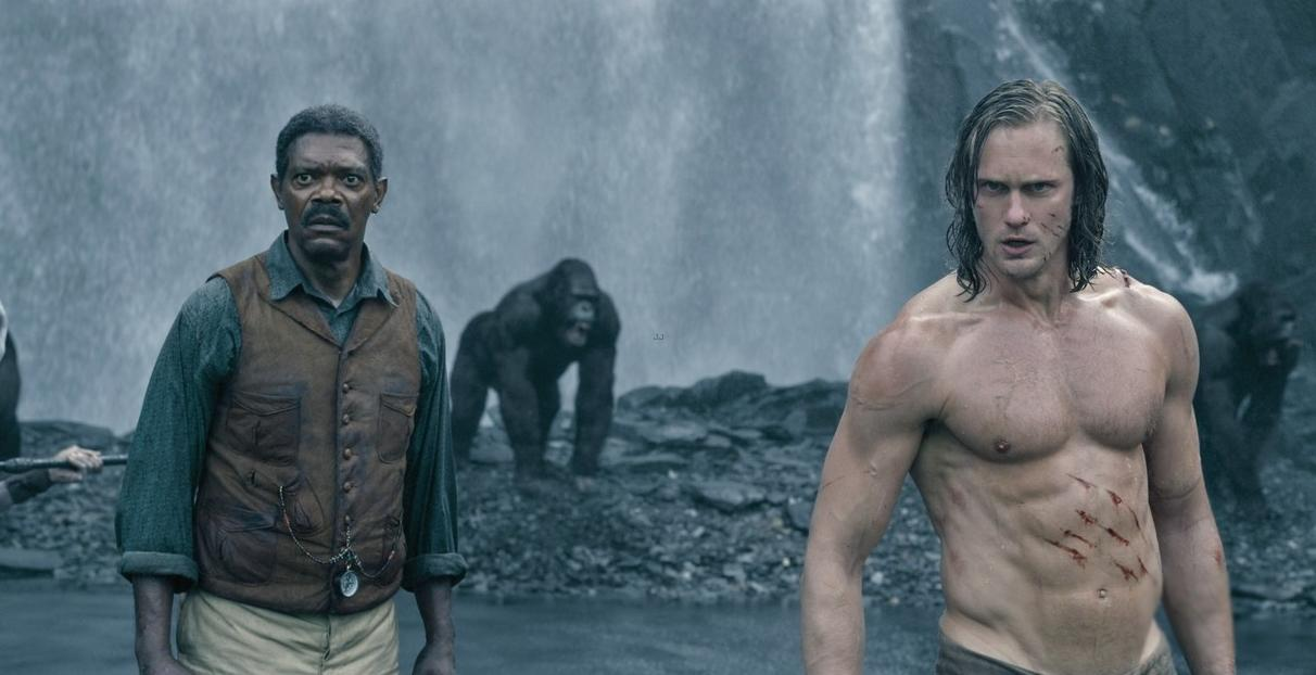 """Through the Reels: Movie Review: """"The Legend of Tarzan"""" (2016)"""