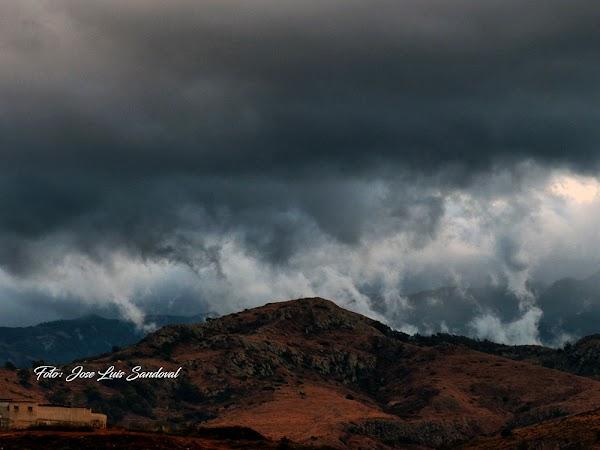 Alerta por lluvias en Canarias 25 octubre