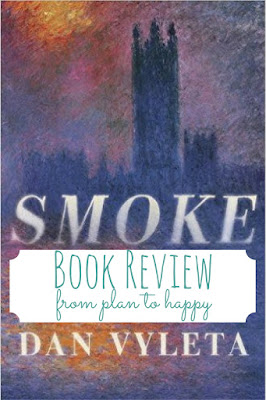 Smoke by Dan Vyleta has all the makings of a great novel: a historical setting in Dickensian London, a system of religion involving smoke physically rising from people who are sinning, and three-dimensional characters. In Smoke, we follow the story of three boarding school students: Thomas, Charlie, and Livia. They are on quest to understand why people are afflicted with smoke, how some control it, and how to eradicate it from humanity's future.