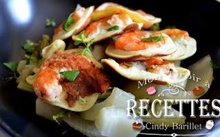 beignets de crevettes italiens