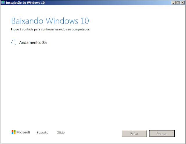 Atualizando o Windows 7 para o Windows 10 gratuitamente - Dicas Linux e Windows