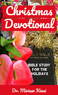 Christmas devotional with Bible studies for the holidays
