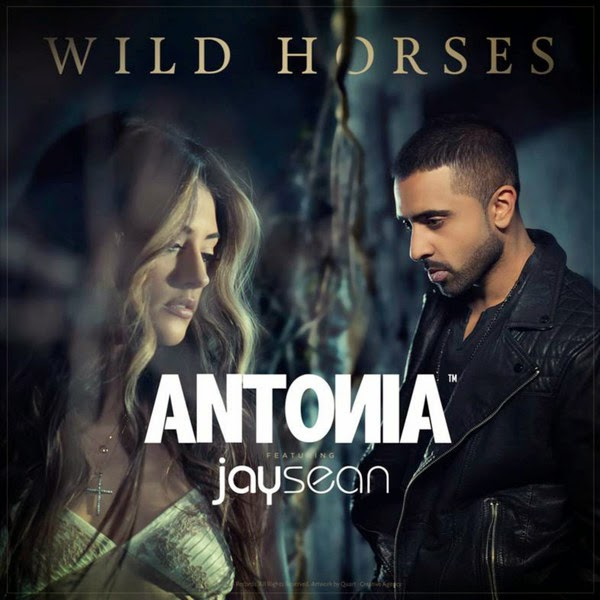 Antonia - Wild Horses (feat. Jay Sean) - Single Cover
