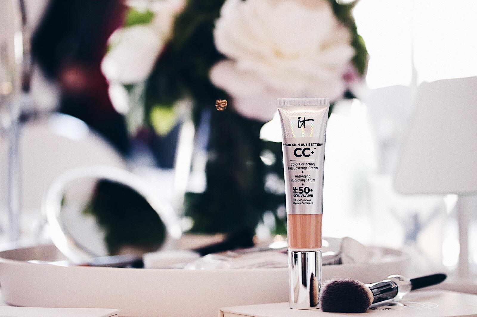 it cosmetics cc crème avis test