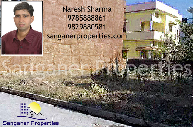 Residential Plot in Sanganer