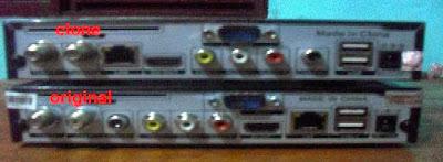 NOVA ATUALIZAÇÃO AZAMERICA S 1001 CLONE (KEYS NO 61W ) 25/11/14 ~ AZ