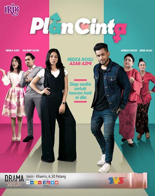 Drama Plan Cinta TV3