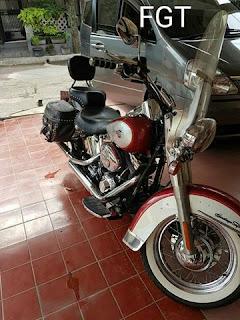 LAPAK MOGE BEKAS : Forsale Harley Softail 2004