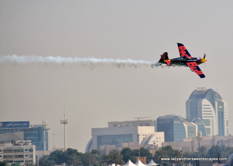 Red Bull Air Race in Abu Dhabi 1