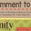 GROWING IN UNITY BLOG HOP