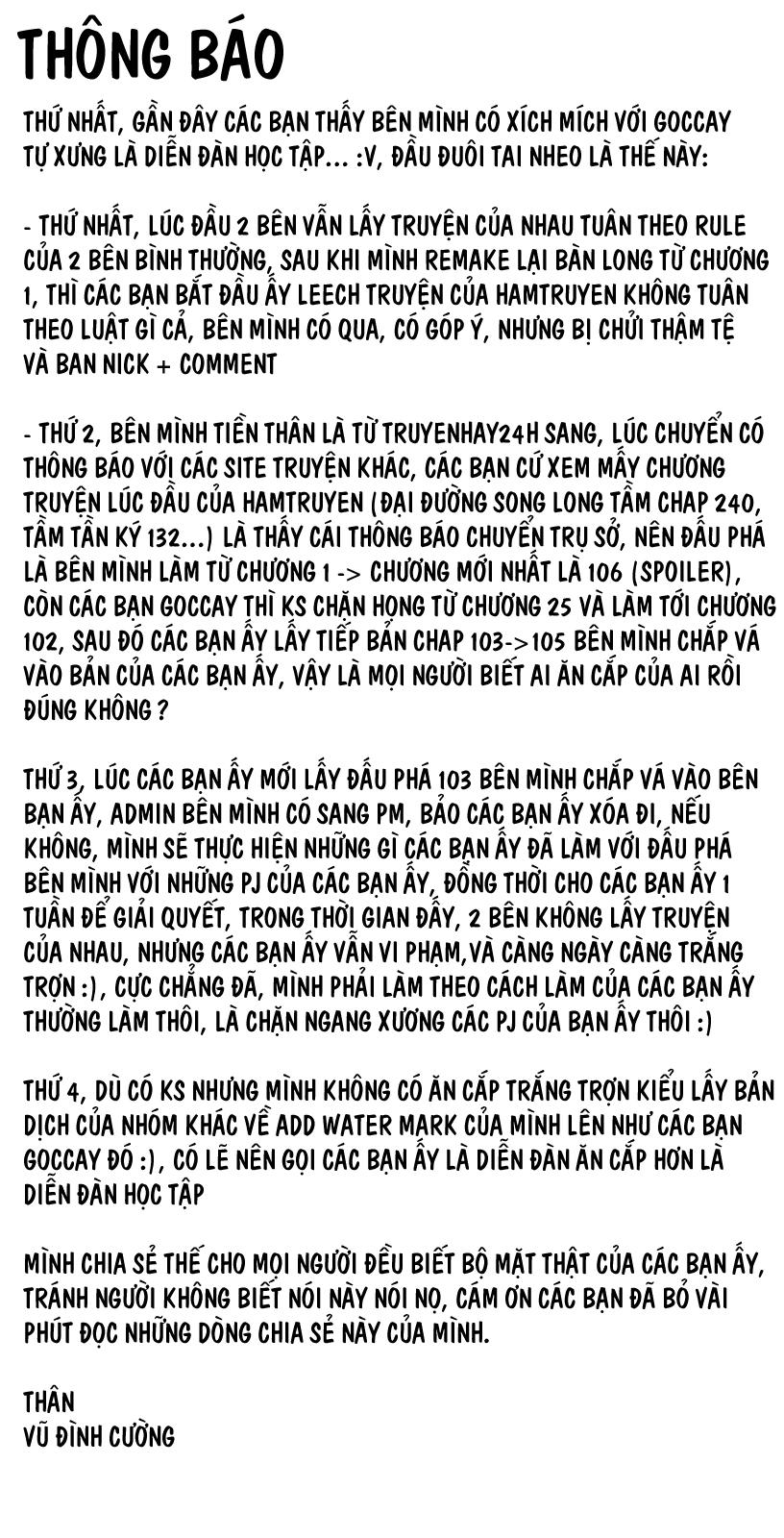 Đấu Phá Thương Khung - Chap 106