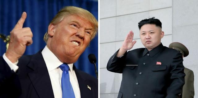 بالصور مفاجأة خطيرة يجهزها زعيم كوريا لترامب في أول أيام حكمه!  هذا ما سيفعله الزعيم المتهور بأمريكا!
