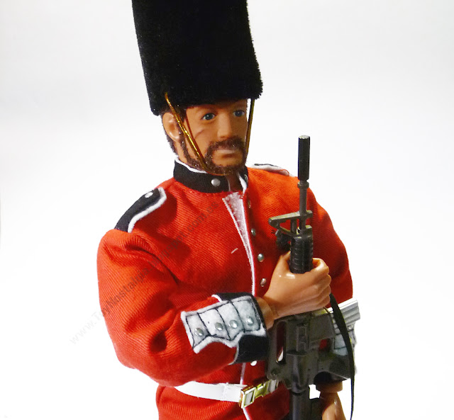 Geyperman Classic 30th anniversary British Royal Guard Bizak