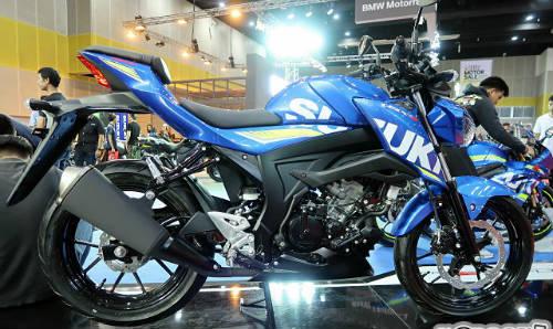 Khám phá sức mạnh của Suzuki GSX - S150