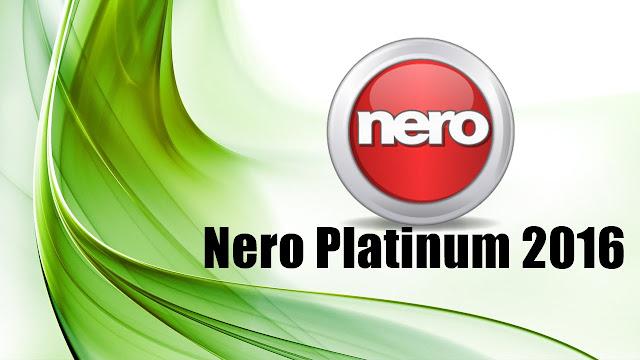 Nero 2016 Platinum - Ativado em Português