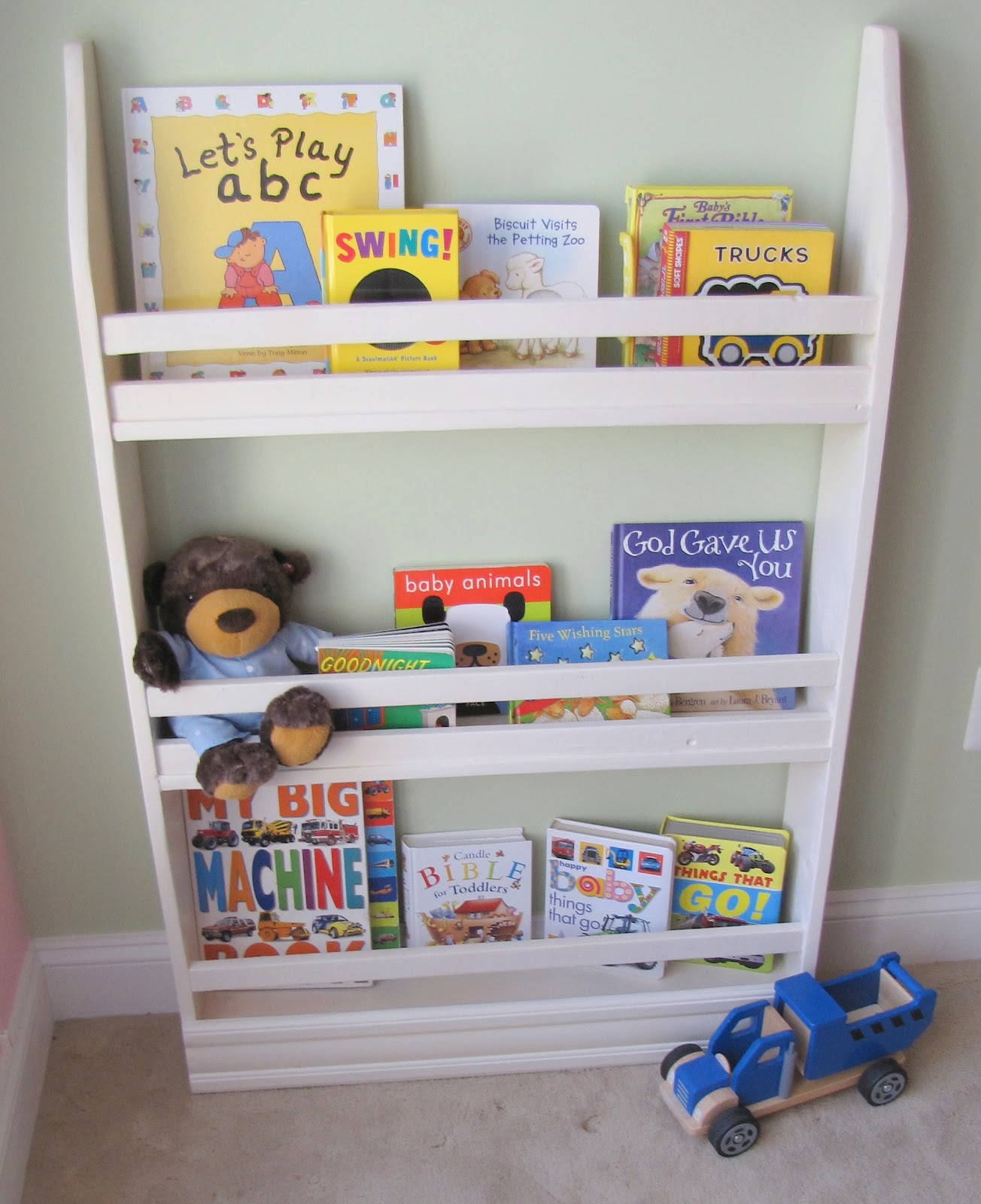 Pdf Diy Plans To Build A Children Bookcase Download