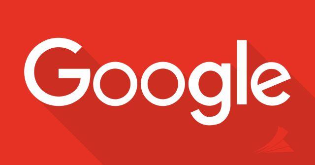 jenis desain logo tipe wordmark google