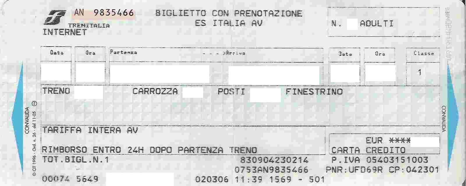 olasz csatlakozási oldal