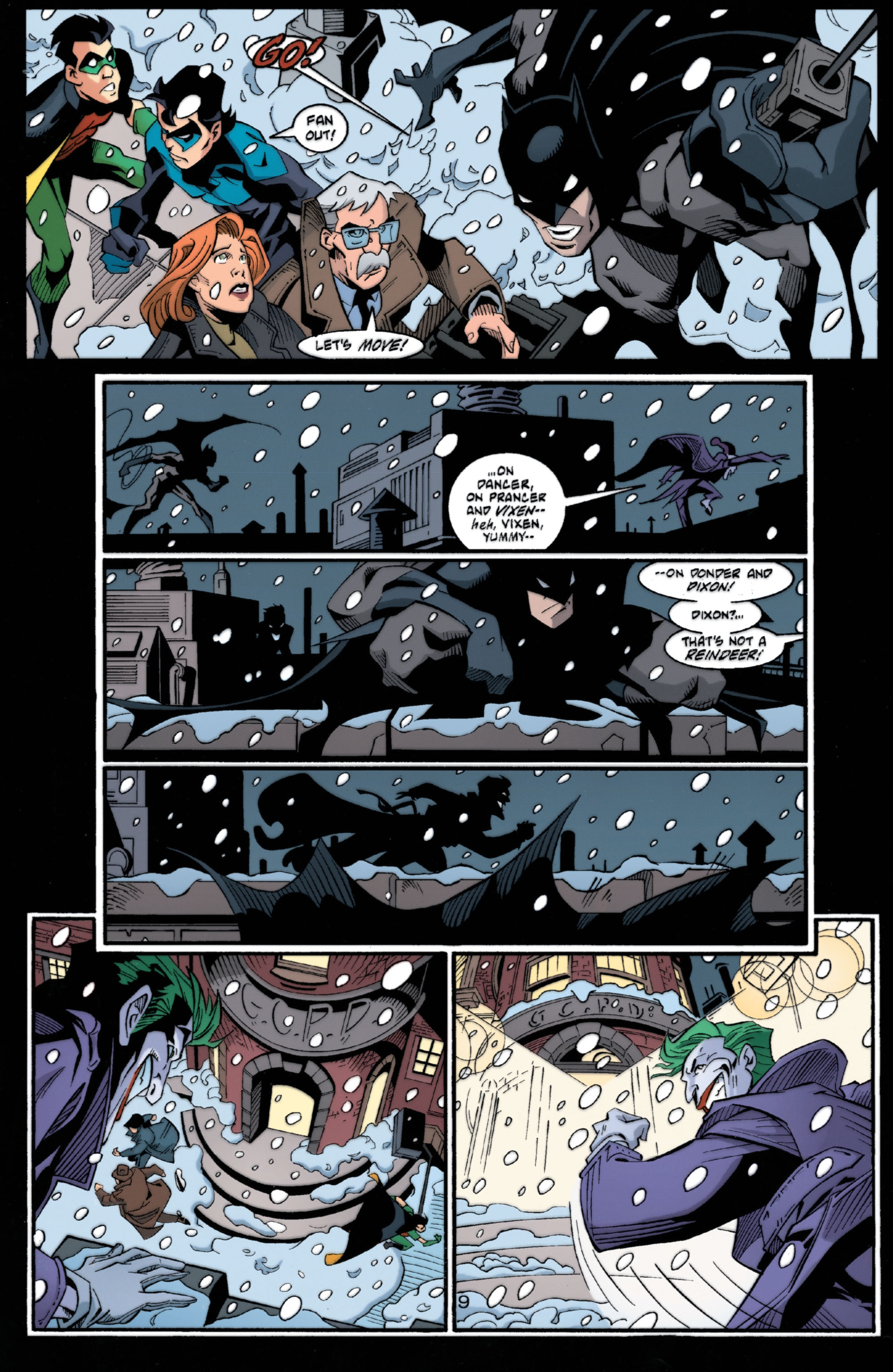 Detective Comics (1937) 741 Page 9