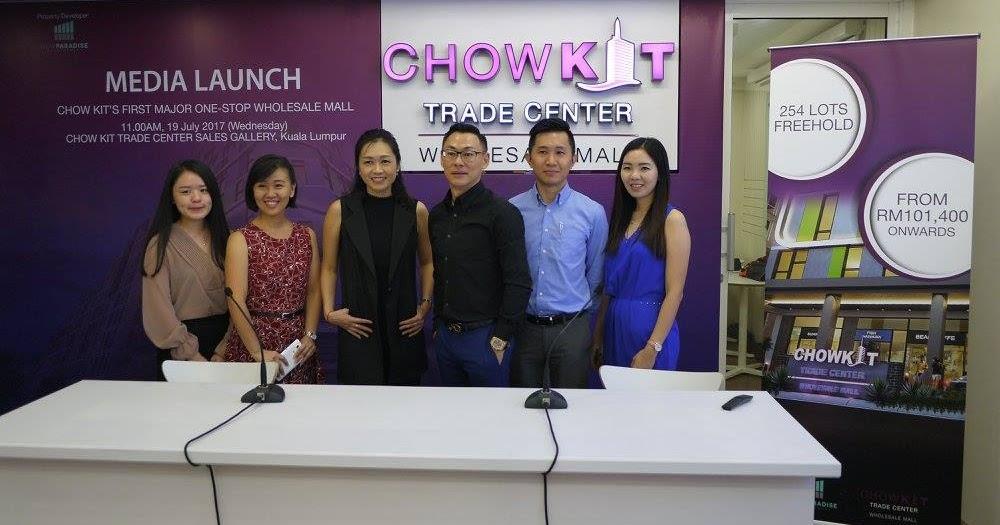 The Beauty Junkie Ranechin Com Chow Kit Trade Center Cktc