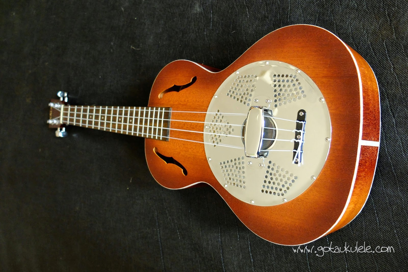 Kala KA-RES- CHR Tenor Resonator ukulele body