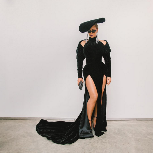 Beyonces-outfit-to-the-2018-Grammys-was-a-tribute-to-the-Black-Panther-Party-1