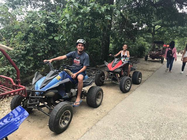 ATV in Boracay
