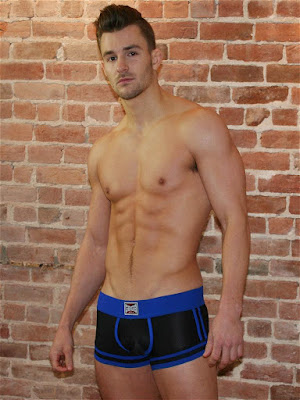 GBGB Justin Boxer Brief Underwear Black-Royal Gayrado Online Shop