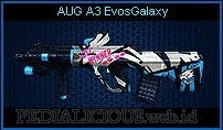 AUG A3 EvosGalaxy