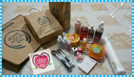 ✿ The Body Shop Products ✿