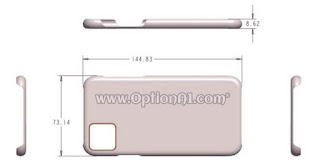 تصميمات لغطاء ظهر iPhone 11 و iPhone 11 Max التالية:
