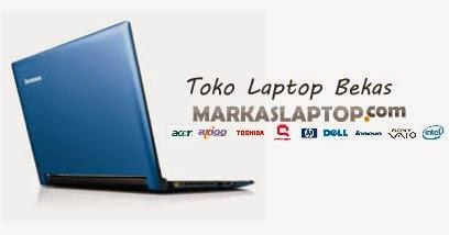 toko laptop second