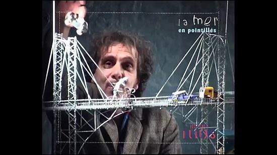 LA MER EN POINTILLES - Compagnie Bouffou Théâtre
