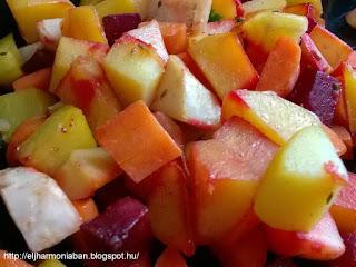 sütőben sült zöldség, sült zöldség, zöldségek sütőben, burgonyás sült zöldség, sütőben sült burgonya