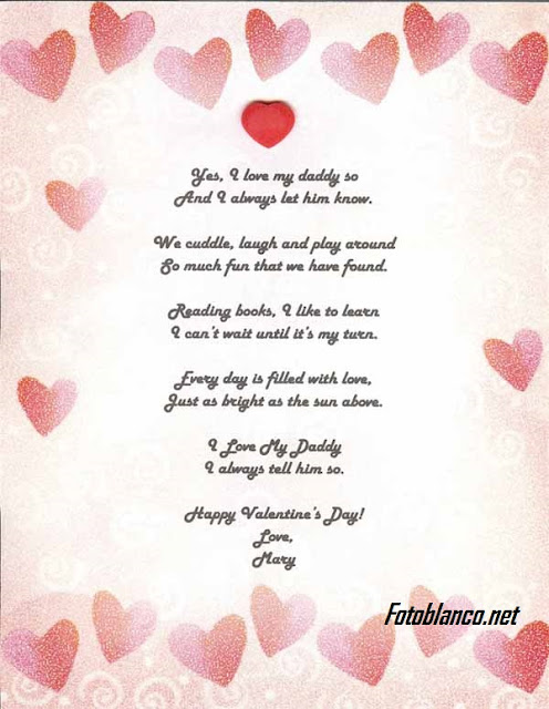 HAPPY VALENTINE DAY POEMS