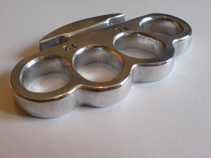 Boxer Knuckle Duster Style