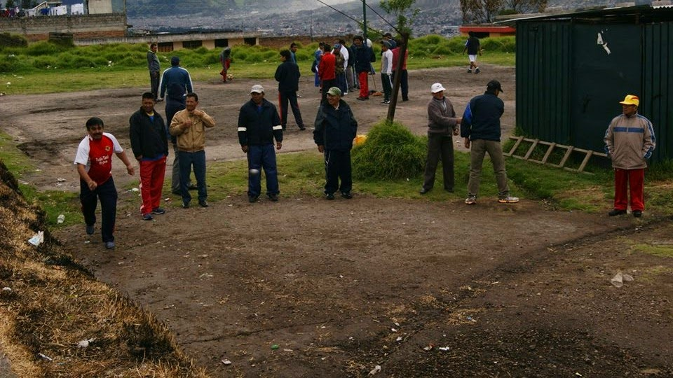 Los Cocos Juego Tradicional Que Perdura En Los Barrios De Quito