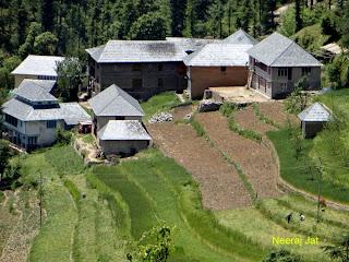 सुन्दरनगर से करसोग और पांगणा गांव