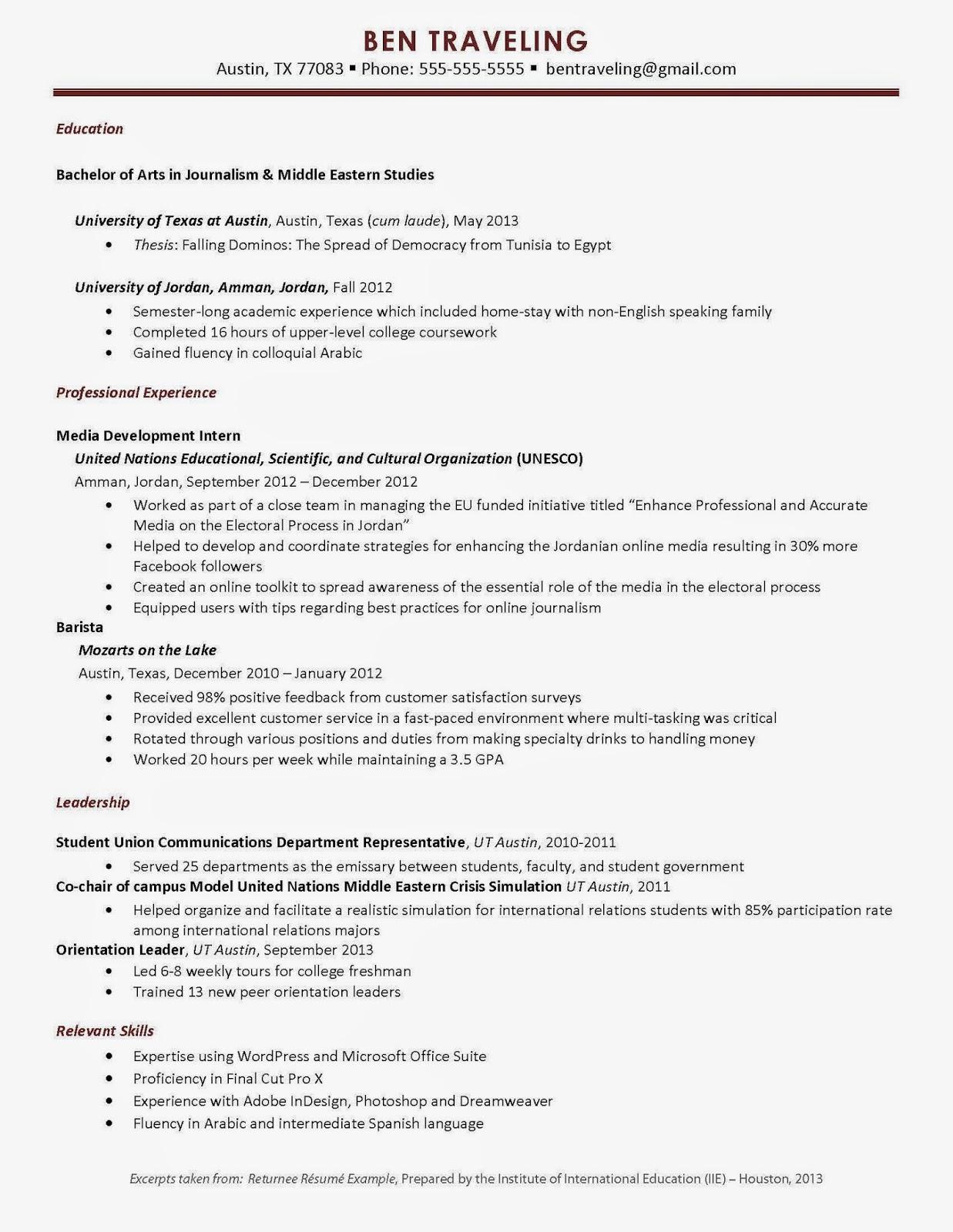 Drafting Resume Resume Sample