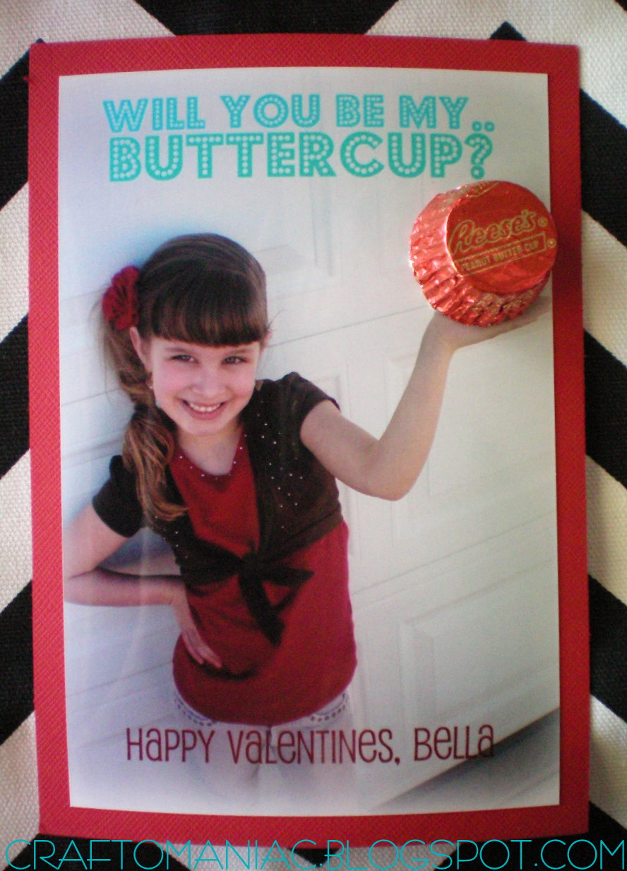 Last Minute Photo Valentine Ideas - SnapHappyMom.com