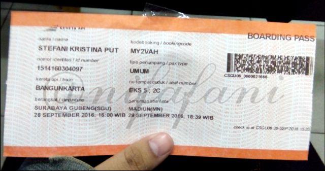 Surabaya Ponorogo By Kereta Api Nifafani