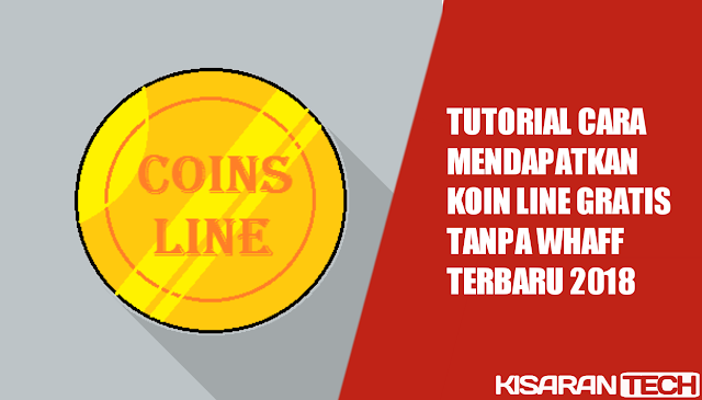 cara mendapatkan koin di line