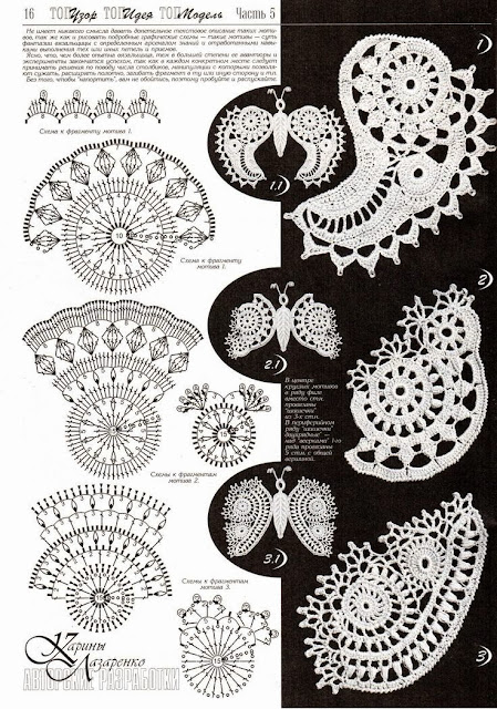 irish lace motives