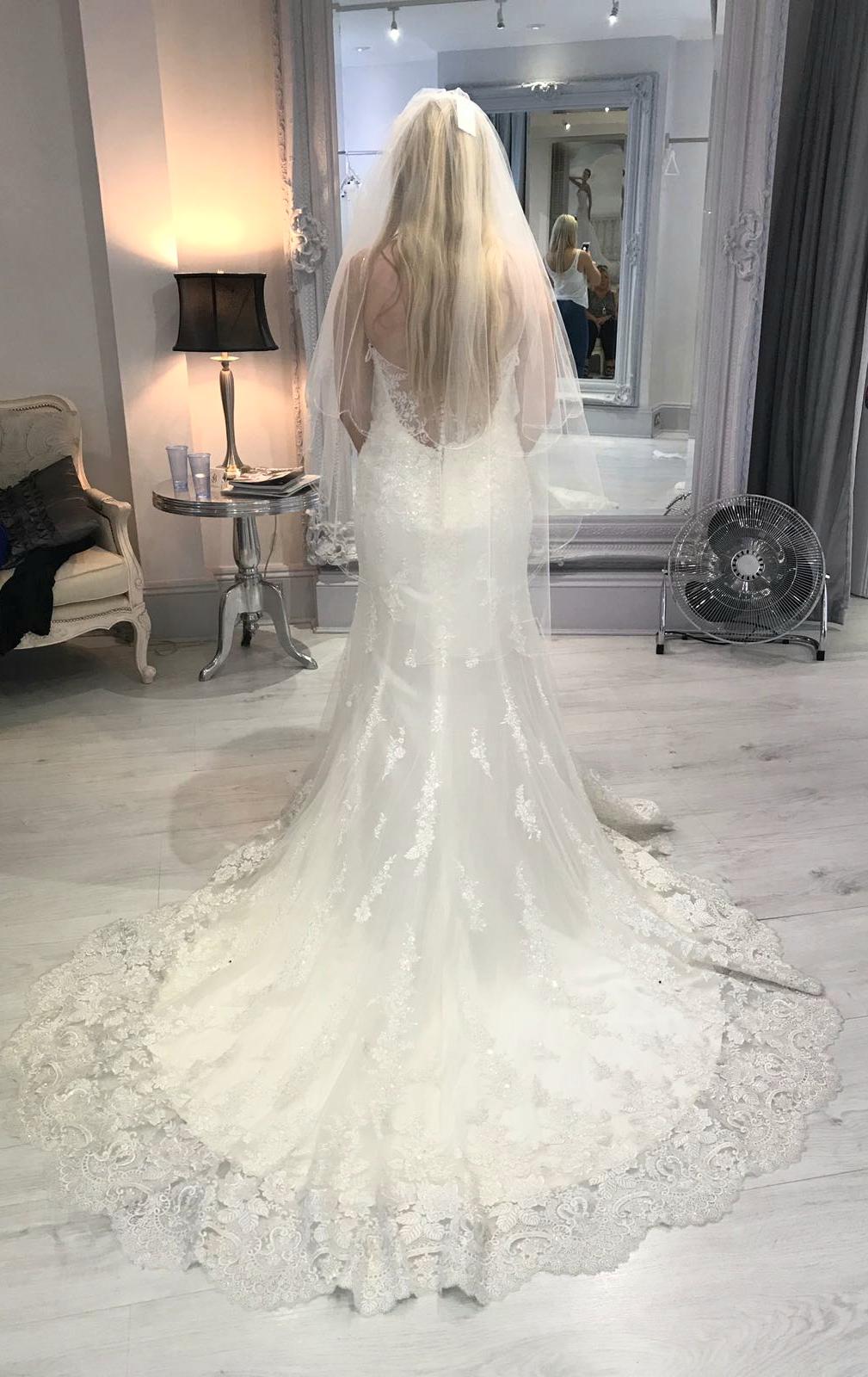b0d679d31619 Wedding Dress Shopping at Windsor and Eton Brides   Blonde Vision