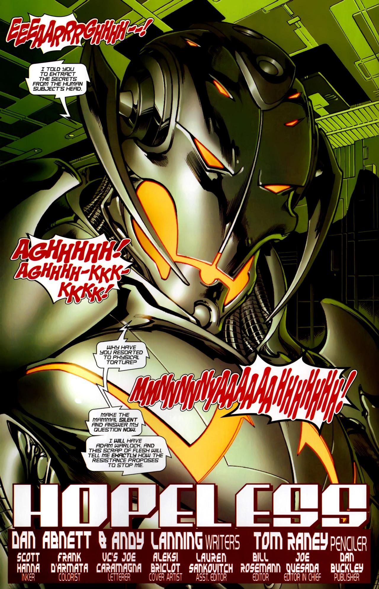 Annihilation: Conquest 4 Page 3