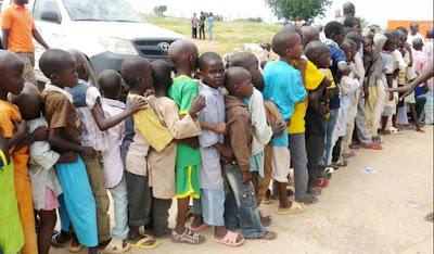 IDPs have become drug addicts - Borno NDLEA